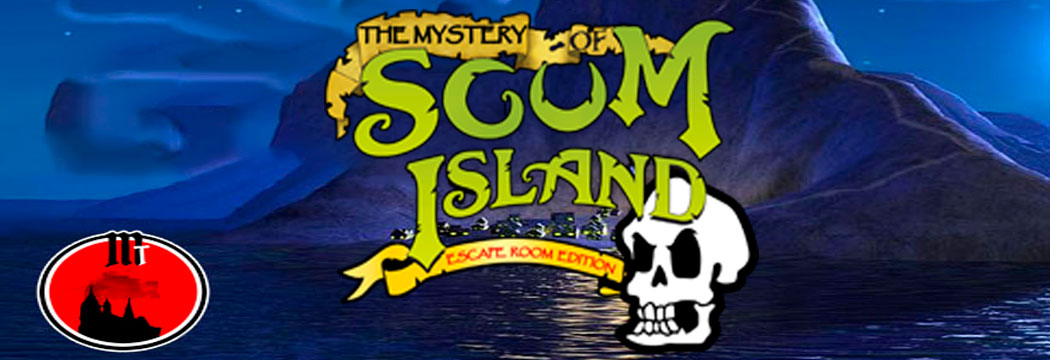 ESCAPE ROOM: SCUM ISLAND