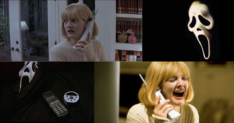 Scream-montaje-telefono