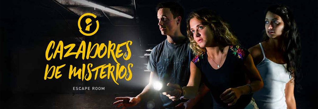 Escape Room: Cazadores de Misterios