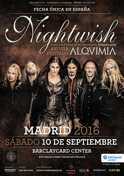 nightwish+alquimia