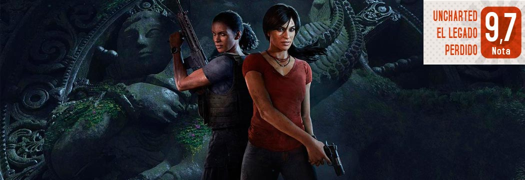 UNCHARTED SIGUE MUY VIVO