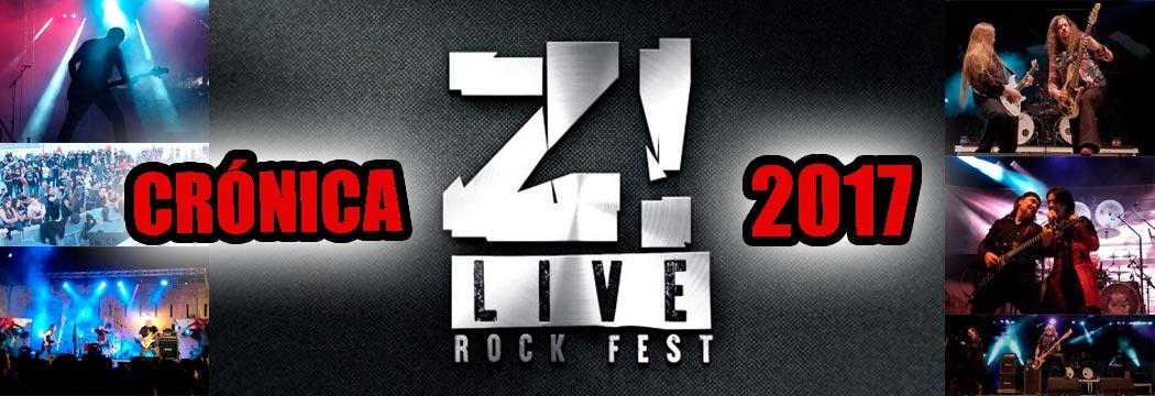 CONCLUYE LA SEGUNDA EDICIÓN DEL Z! LIVE ROCK FEST